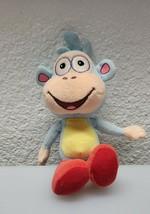"Ty Beanie Babies Dora The Explorer Boots The Monkey 8"" Plush Doll 2009 Stuffed - $11.92"