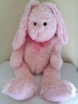 Chosun International Light Pink Bunny Rabbit Stuffed Animal Toy Easter L... - $39.60