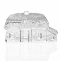"Waterford Crystal 3.5"" Irish Village Cottage Wedge Cut Figurine # 40030295 new - $84.15"