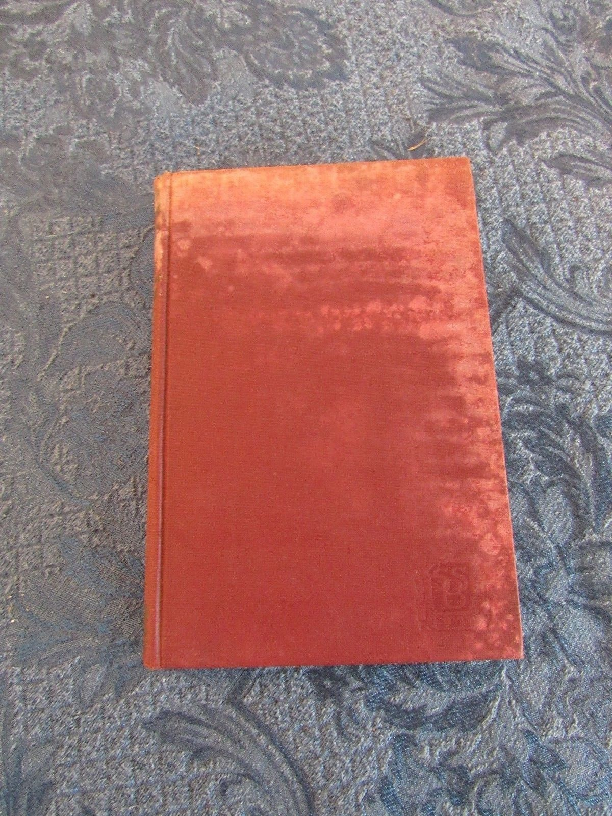 The Ten Greatest Sayings of Jesus by J.C. Massee Hardcover Book 1927