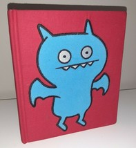 UglyDoll Chilly Chilly Ice-Bat signed by creators Sun-Min Kim & David Ho... - $50.00