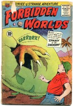 Forbidden Worlds #98 1961- Silver Age comic- sci fi monster cover G - $18.92