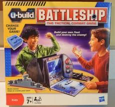 Hasbro U-Build Battleship Game ~ New - $22.76