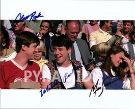 FERRIS BUELLER'S DAY OFF CAST Autographed Signed Photo w/COA - 10095 - $145.00