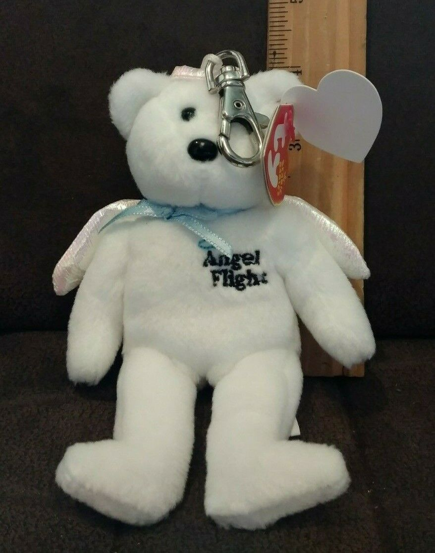 Ty Beanie Baby ~ I LOVE ENGLAND the Bear MWMT UK Exclusive