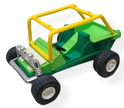 1978 Fisher Price Adventure People Green Dune Buggy #322 Vintage Toys - $8.80