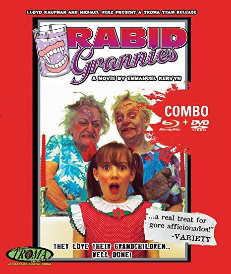 Rabid Grannies (Blu-ray + DVD)