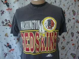 Vtg Washington Redskins 90s T shirt Sz L NFL  - $15.83