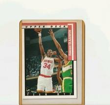Upper deck team mvp Hakeem Olajuwon card number TM10 - $5.93