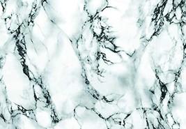 "d-c-fix 346-0047-4PK Decorative Self-Adhesive Film, Marble White, 17"" x ... - $38.51"