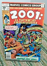 Marvel 2001 A Space Odyssey Comic Issue 5 April 1977 - $2.50