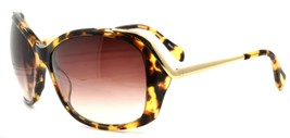 Oliver Peoples Marbella DTB Women's Sunglasses Yellow Tortoise / Brown J... - $91.50
