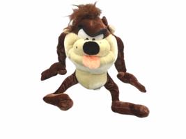 "Six Flags Looney Tunes 10"" Taz Tasmanian Devil Plush Animal Doll - $15.98"