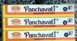 Panchavati Dhoop Incense Sticks King Size  - $9.95