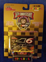 1998 Racing Champions 1:64 Scale Toys R Us Gold 1/9998 #6 Eagle One Mark Martin - $7.55