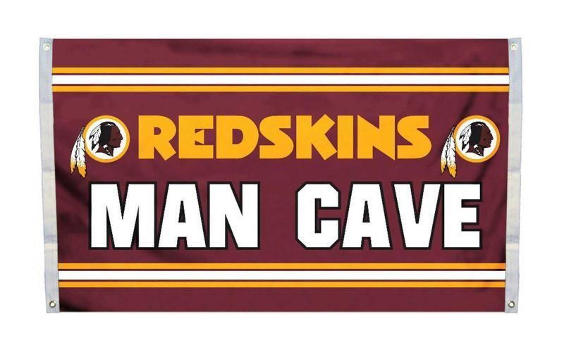 Man Cave Gifts Coupon Code : Washington redskins man cave x officially licensed