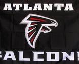 ATLANTA FALCONS    3' x 5' Polyester Banner Flag