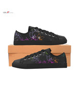 Male and female lovers of fashion and leisure students low gang of canvas shoes - $120.00
