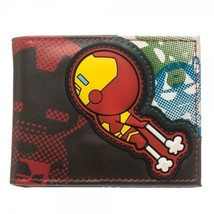Marvel Avengers: Iron Man Kawaii Wallet Brand NEW! - $23.99
