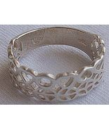 Queen silver ring - $16.00