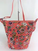 Vera Bradley CARSON HOBO BAG- Superbloom NWT MSRP $88 - £26.09 GBP