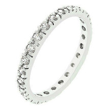 Cz Eternity Bliss Ring (size: 07) (pack of 1 ea) - $25.84