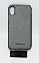 OtterBox Symmetry Series Protective Case for Apple iPhone X Xs - Black  - $21.78