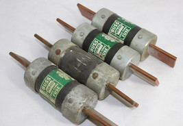 Buss NON400 One time Fuse 250V Lot of 4 - $64.85