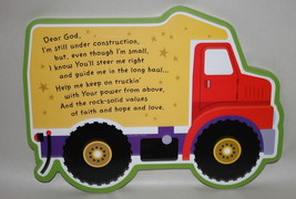 Dump Truck Under Construction wall hanging for ... - $7.50