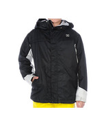 DC Amo Jacket Snowboard Ski Youth Boys Kids Waterproof Insulated Coat Bl... - $93.59