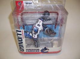 McFarlane Sportspicks Figure NHL Series 15 Roberto Luongo Vancouver Canu... - $13.91