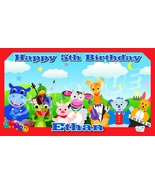 Baby Einstein Custom Personalized Birthday Party Banner Decoration - $34.95