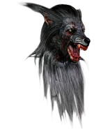 Black Werewolf Deluxe Latex Halloween Mask - $128.69