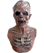 Deluxe Ground Breaker Zombie Latex Halloween Mask - $90.09