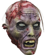 Brains Brains Brains! Deluxe Zombie Halloween Mask - £42.70 GBP