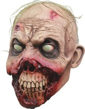 Dead Rotten Zombie Halloween Latex Mask - £48.91 GBP