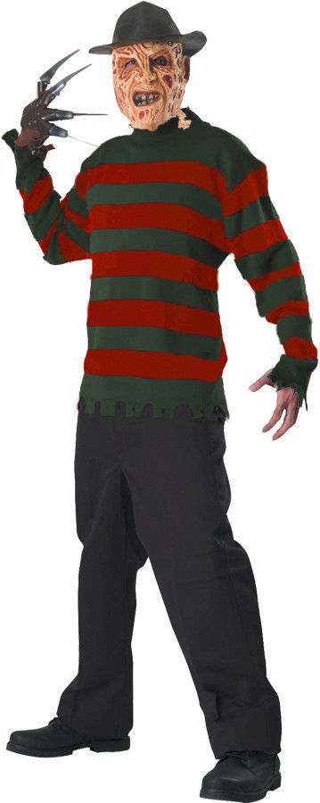 Primary image for A Nightmare on Elm Street Freddy Krueger Sweater