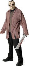 Friday the 13th Jason Voorhees Halloween Costume - £39.12 GBP