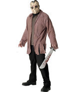 Friday the 13th Jason Voorhees Halloween Costume - $51.47