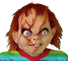 Child's Play Seed of Chucky Halloween Mask - £48.91 GBP