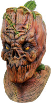 Pumpkenstein Deluxe Latex Halloween Mask - £37.62 GBP