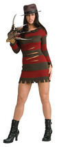 Sexy Ms. Krueger Nightmare on Elm Street Costume Dress - £58.70 GBP