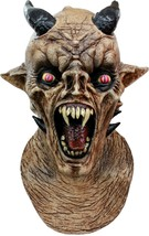 Nightmare Deluxe Latex Halloween Mask - £48.91 GBP