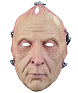 Saw Jigsaw Torn Flesh Halloween Latex Mask - $29.69