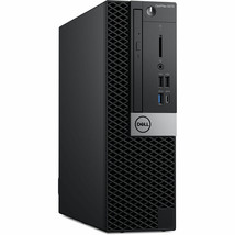 Dell Optiplex 5070 SFF Computer i5-9500 8GB DDR4 500GB HDD W10P - $830.02