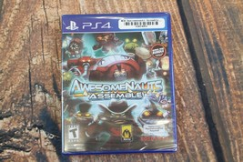 Awesomenauts Assemble Game - PlayStation 4 - PS4 - $12.45