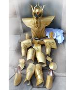 Saint Seiya Virgo Shaka Cosplay Costume Armor Buy - $883.50