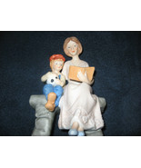 Paul Sebastian figurine- Mother and  Child - $19.99