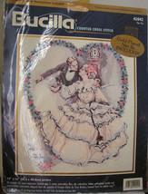 Bucilla Cross Stitch Kit The Kiss - Historical Romance - $35.00