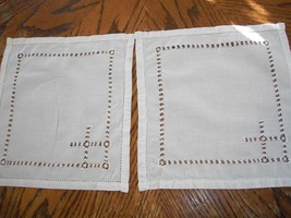 Linen Napkins - $15.00